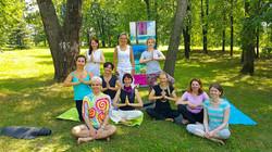 Six Senses International Yoga Day with travel partners (2)