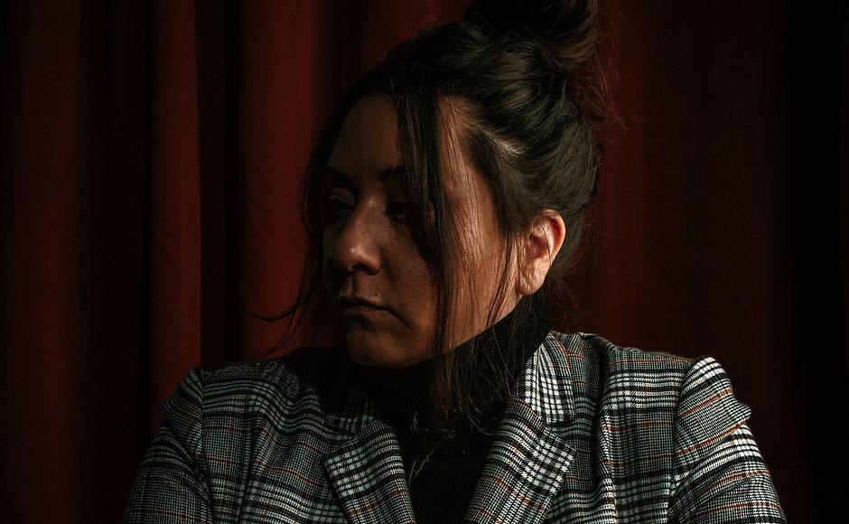 Portrait by Patriac Coakley