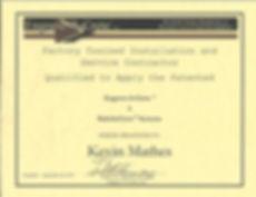 Spectrum Superior Stain certification