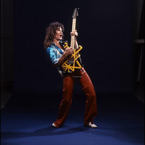 Van Halen-038-1978-Van Halen II Studion Session