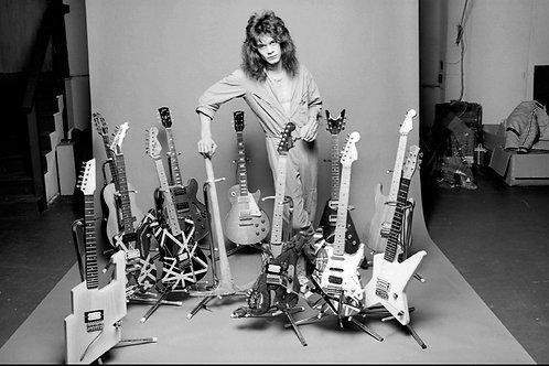 Van Halen-022 - 1980 Studio