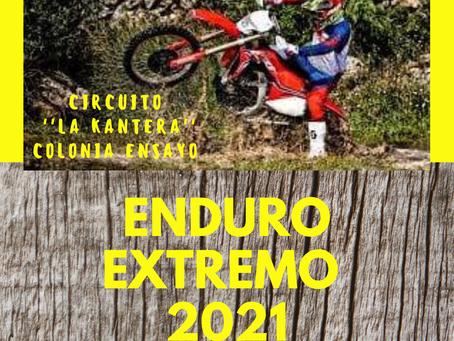 ENDURO EXTREMO EN LA KANTERA