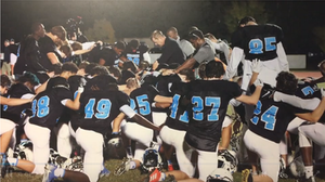 Oceanside Collegiate Academy's football team.