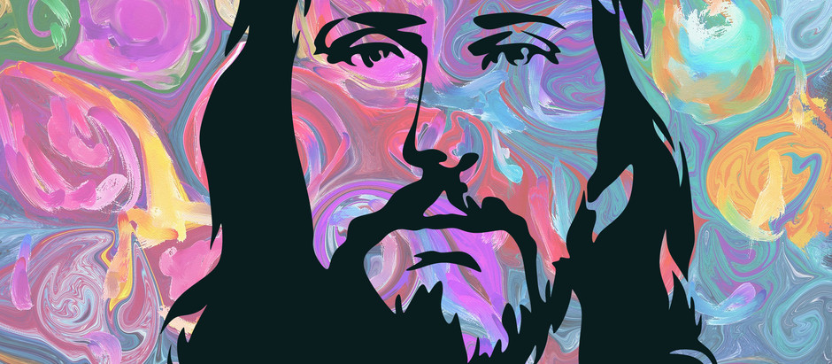 My Psychedelic Dream, Jesus and R.E.M.