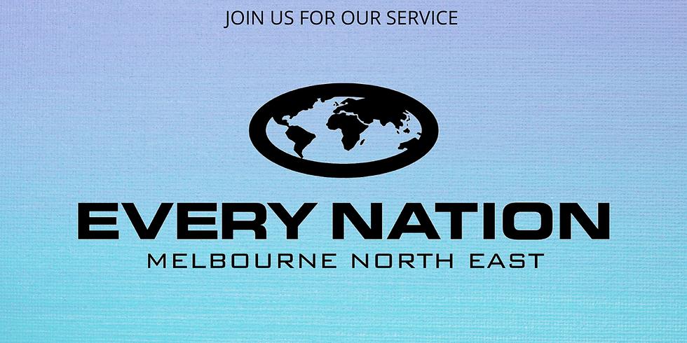 Sunday Service - 25th July 2021