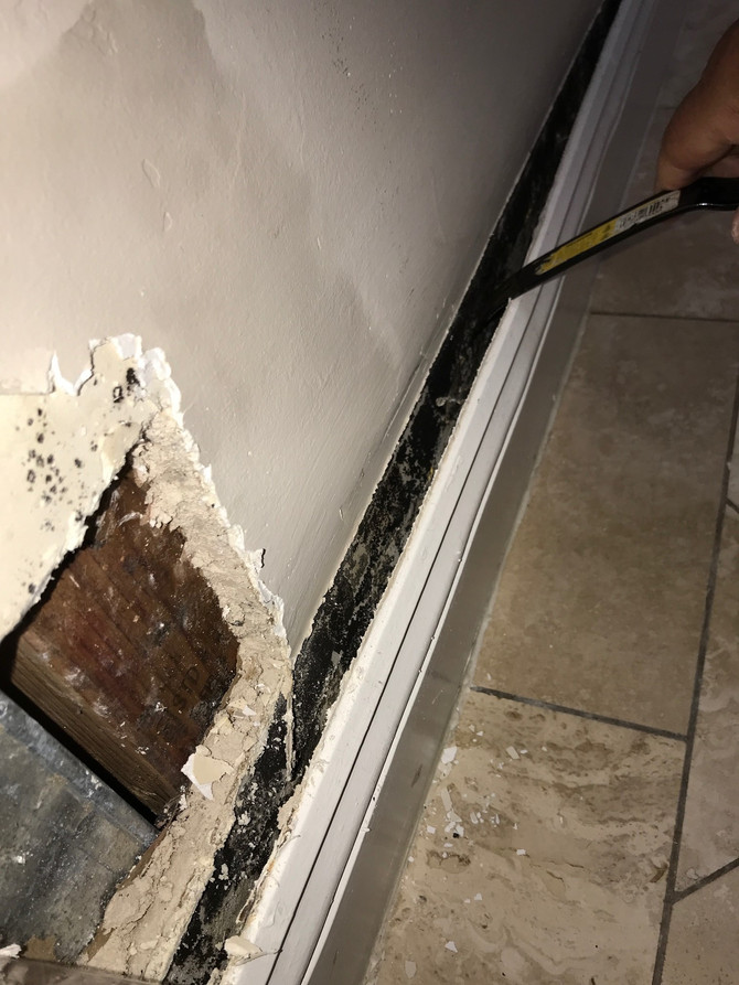 Musty, Mildew Odors - If you can smell mold, it's there somewhere