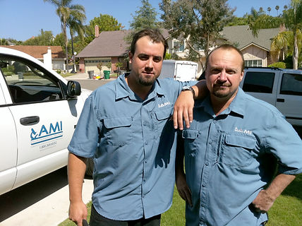 Mold testing professionals