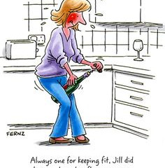 Menopause- Don't forget your Pelvic Floors!