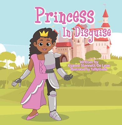 Princess In Disguise (E-BOOK)