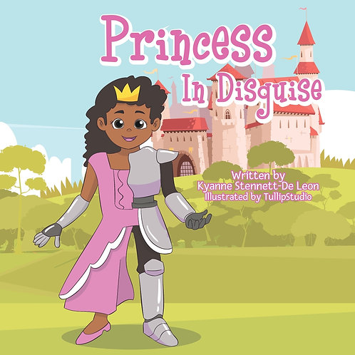 Princess In Disguise (E-BOOK)