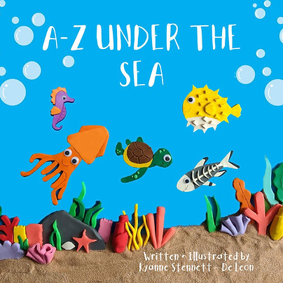 A - Z Under the Sea