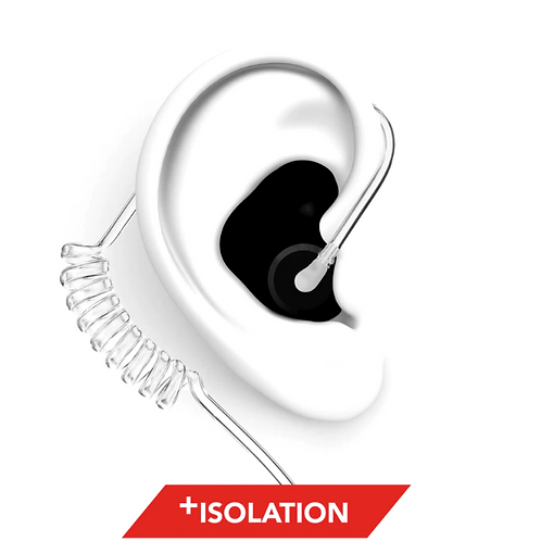 Security Earpiece - Isolation