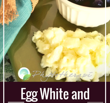 Egg White and Fruit Plate
