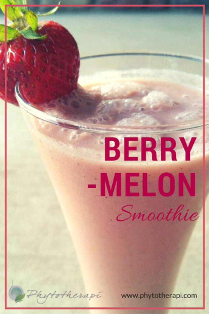 Berry Melon Smoothie
