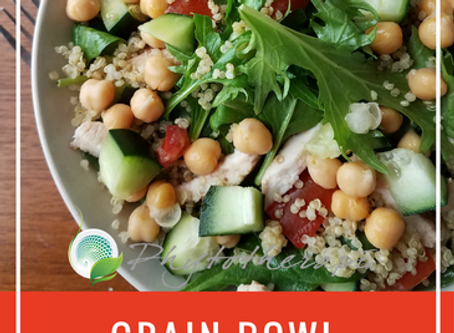 Grain Bowl Salad