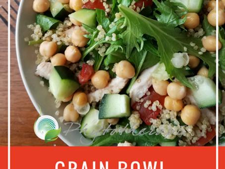 Grain Bowl Salad