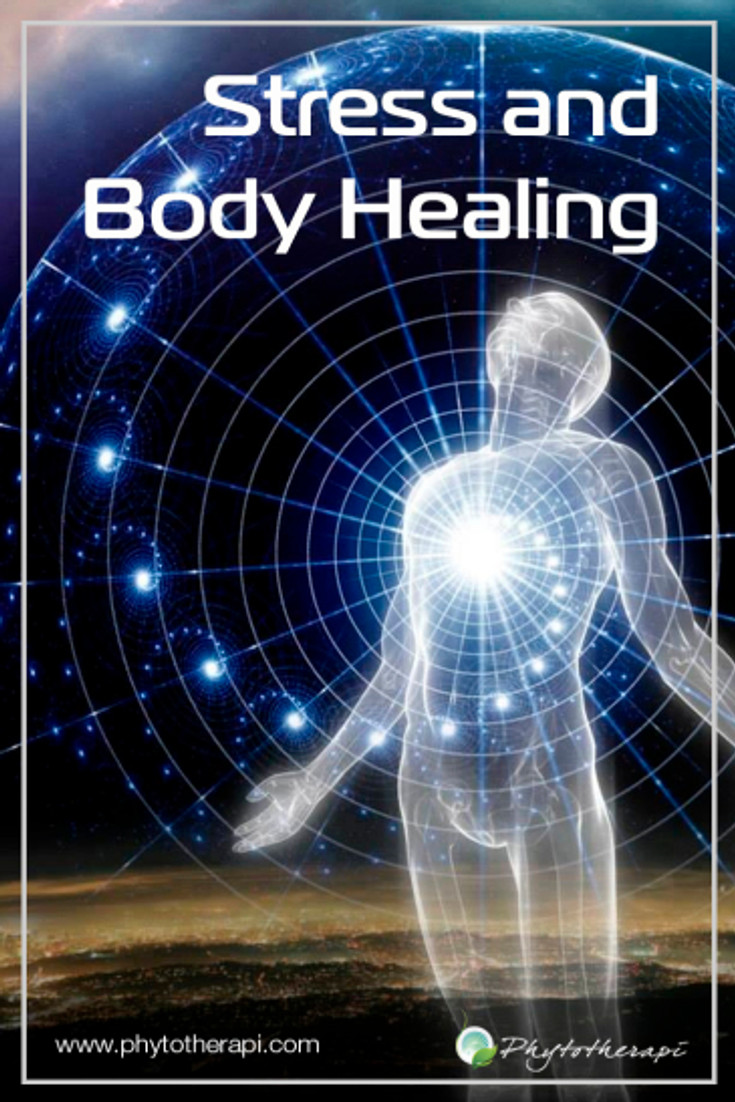 Stress and body healing