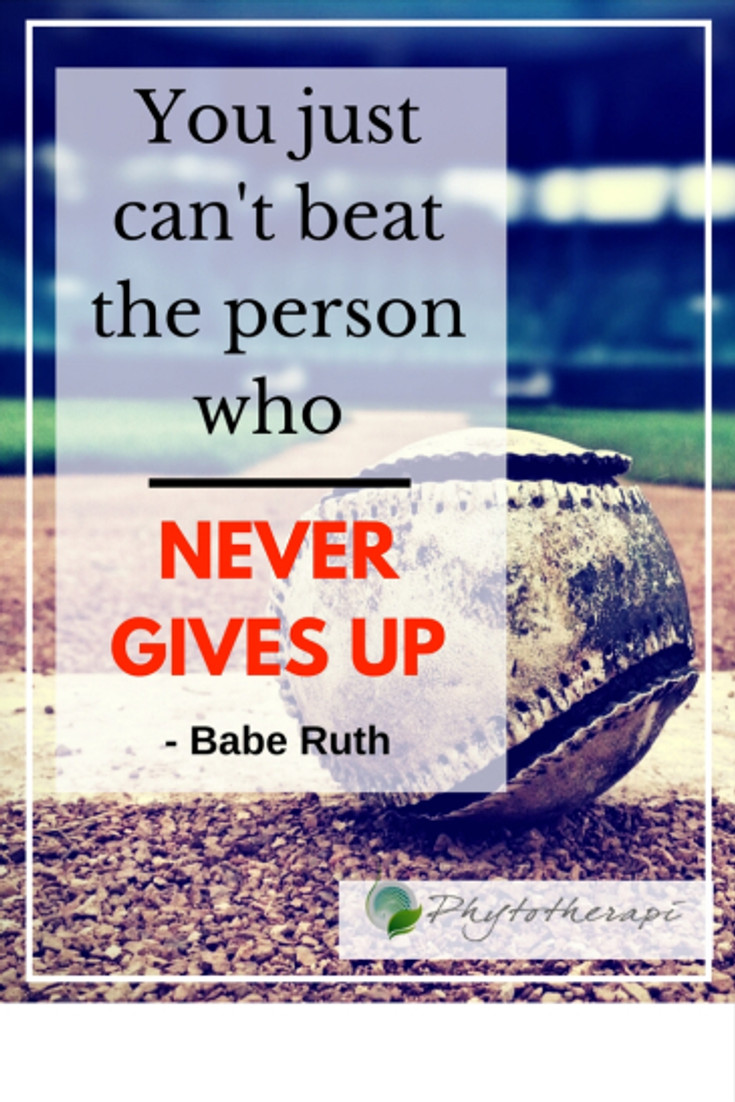 You just can't beat the person who