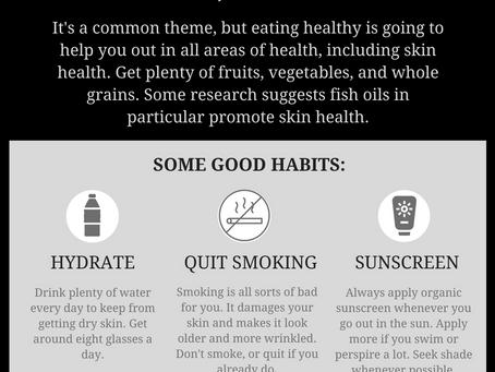 Tips for Skin Health