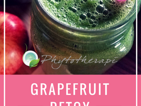 Grapefruit Detox Smoothie
