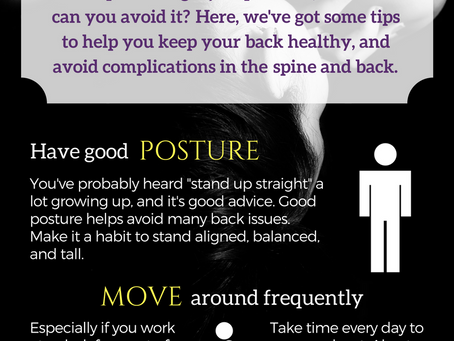 Back Health (Infographic)
