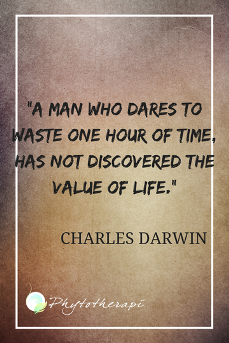 Charles darwin (August quotes)