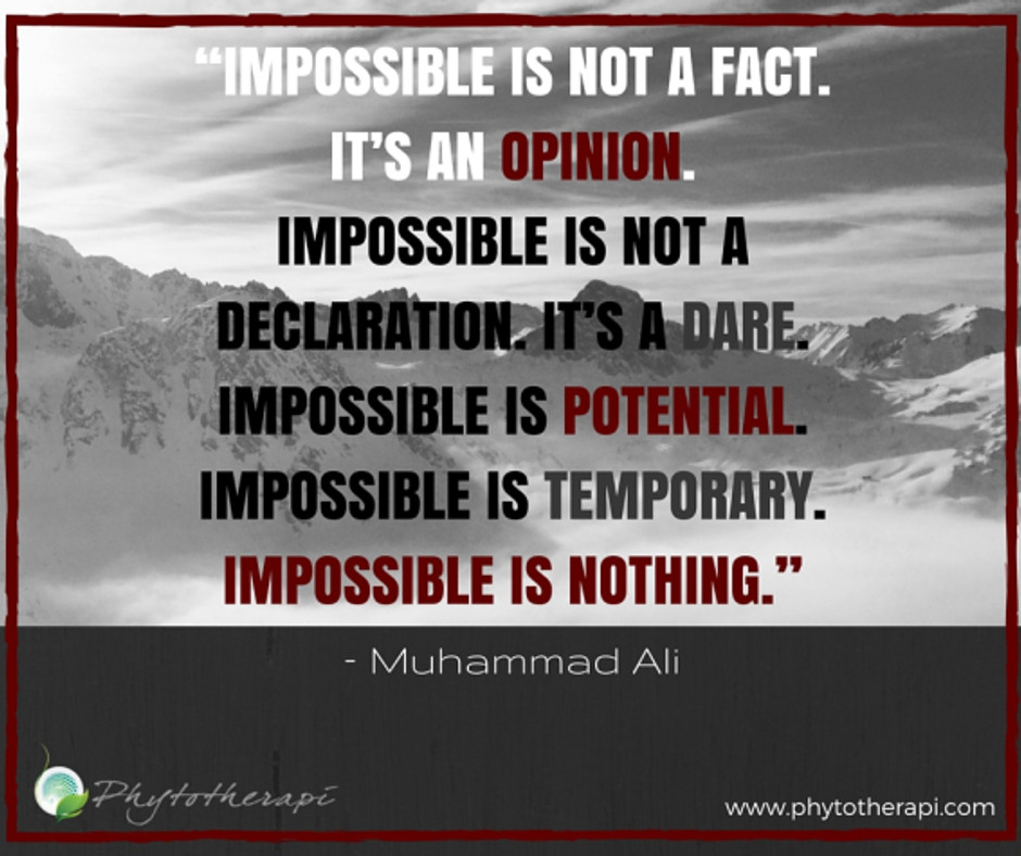 """""""Impossible is not a fact..jpg"""