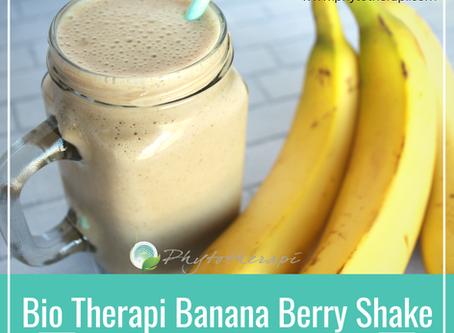 Bio Therapi Banana Berry Shake