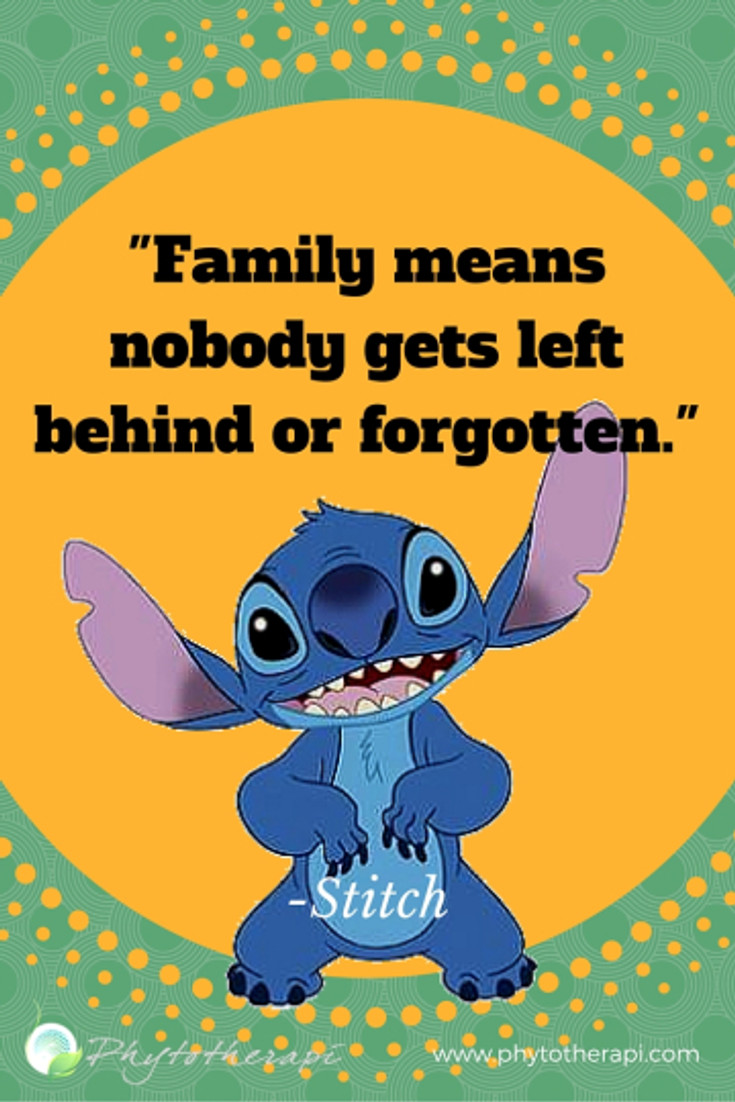 Family means...