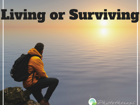 Living or Surviving