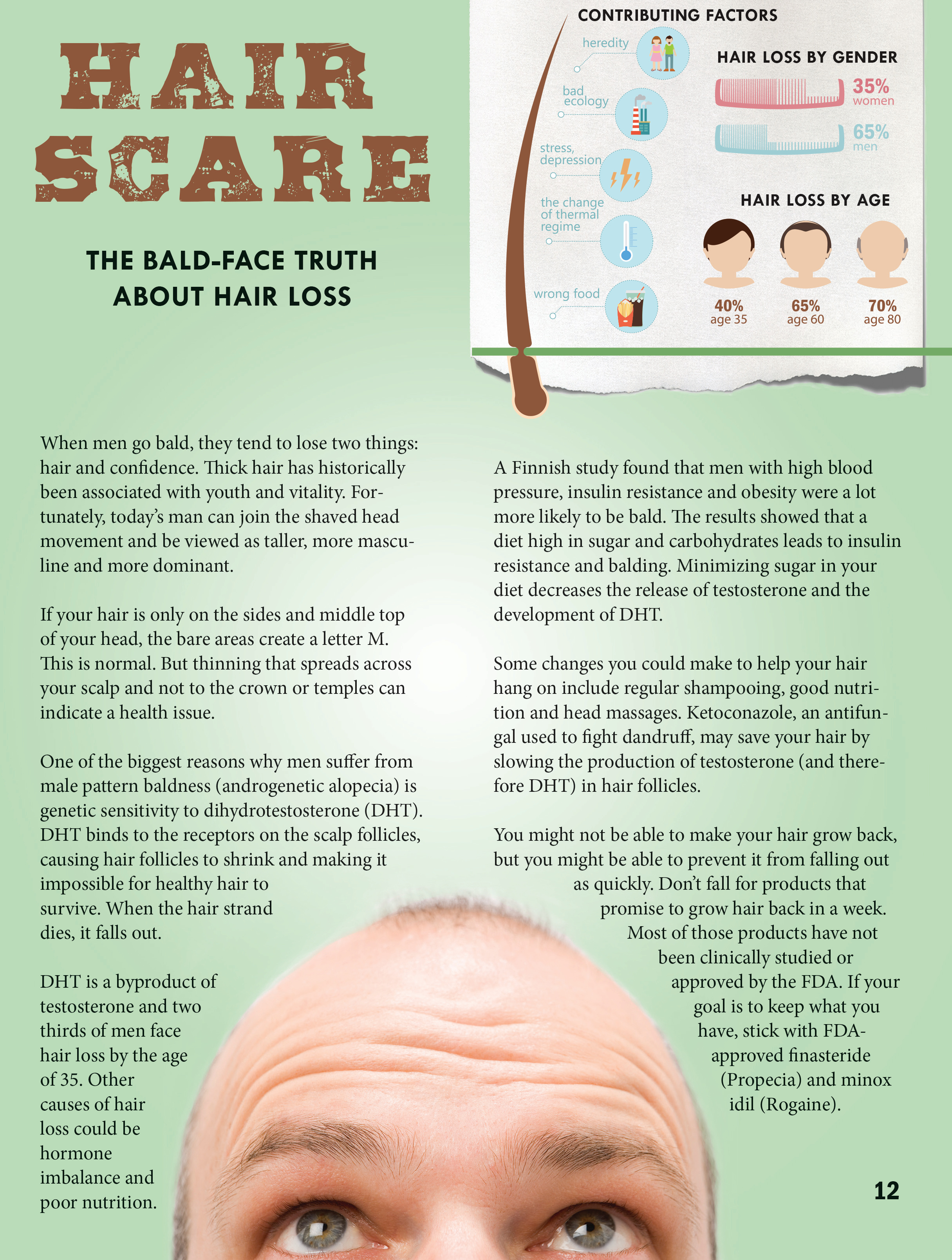 Hair Scare Article
