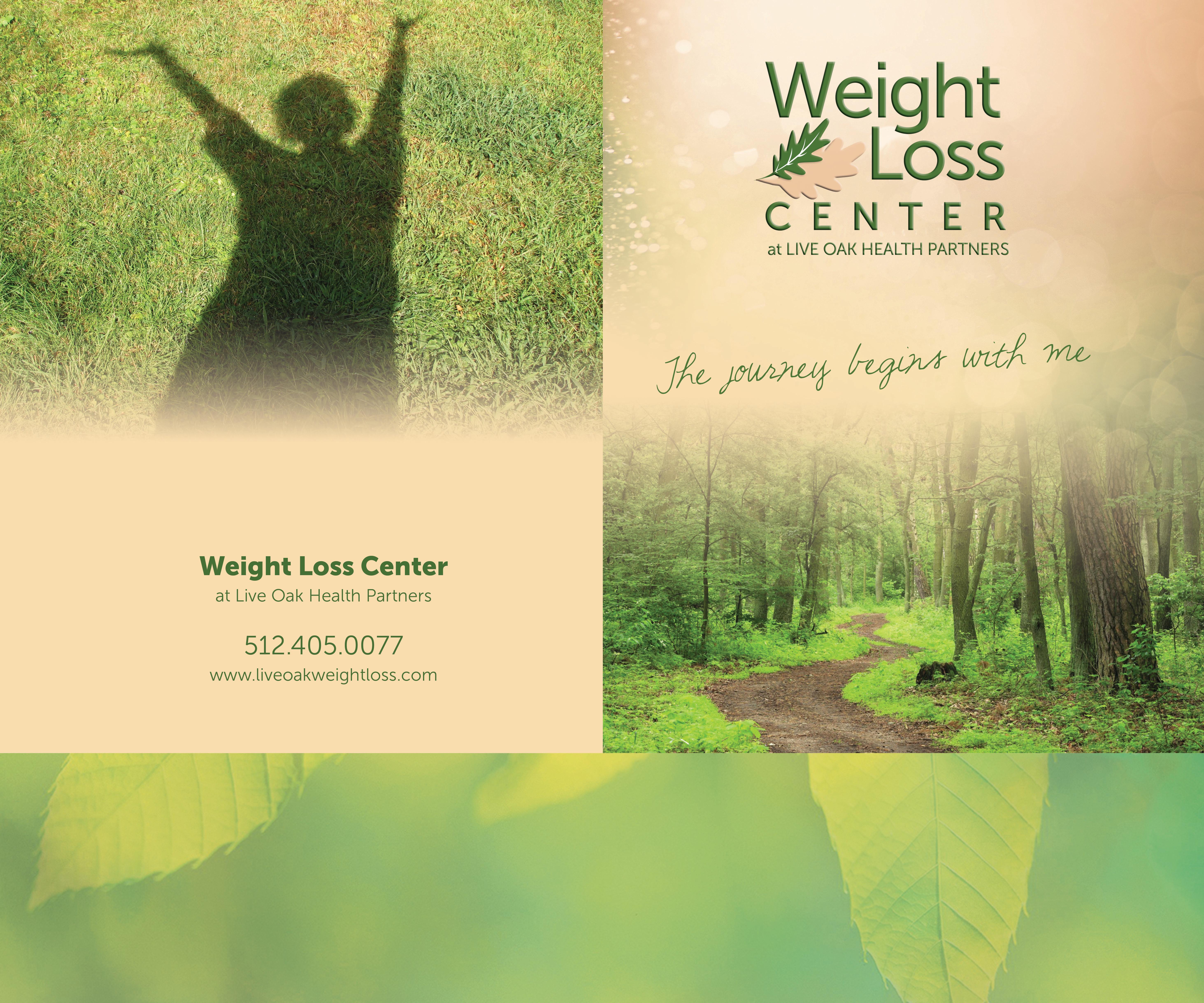 Weight Loss Center Folder