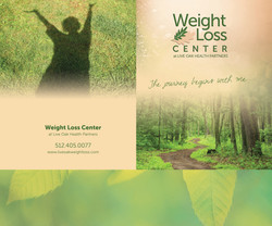 Weight Loss Center Folder