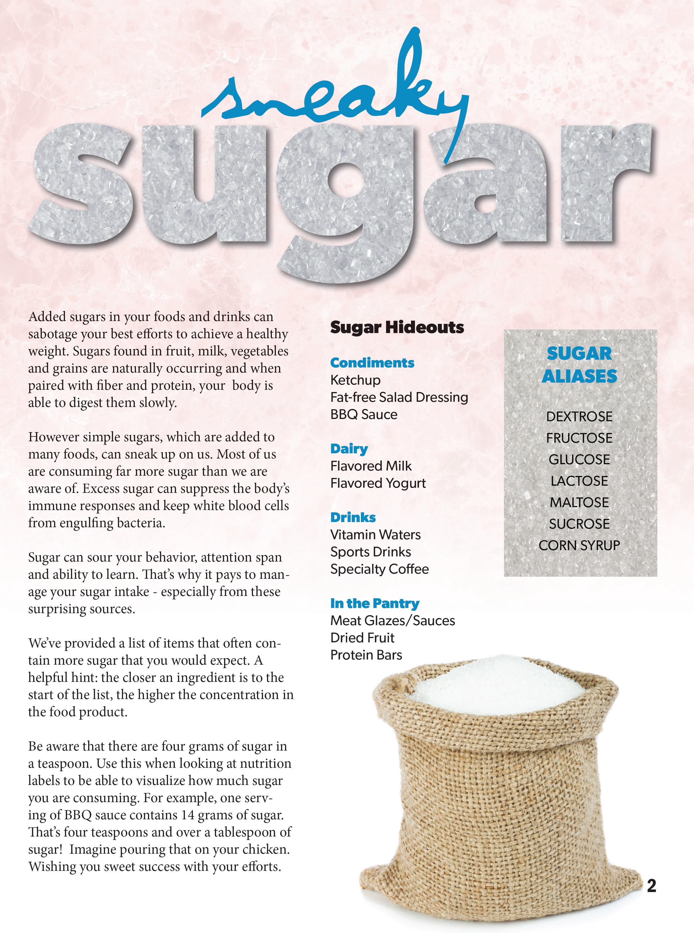 Sugar Article