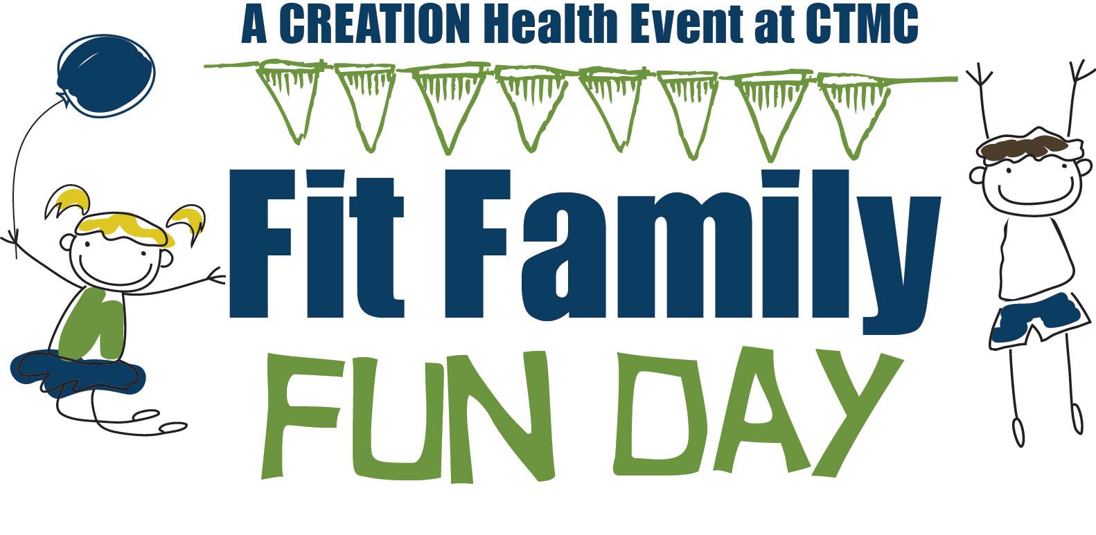 Fit Family Fun Day logo