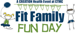 Fit Family Fun Day logo