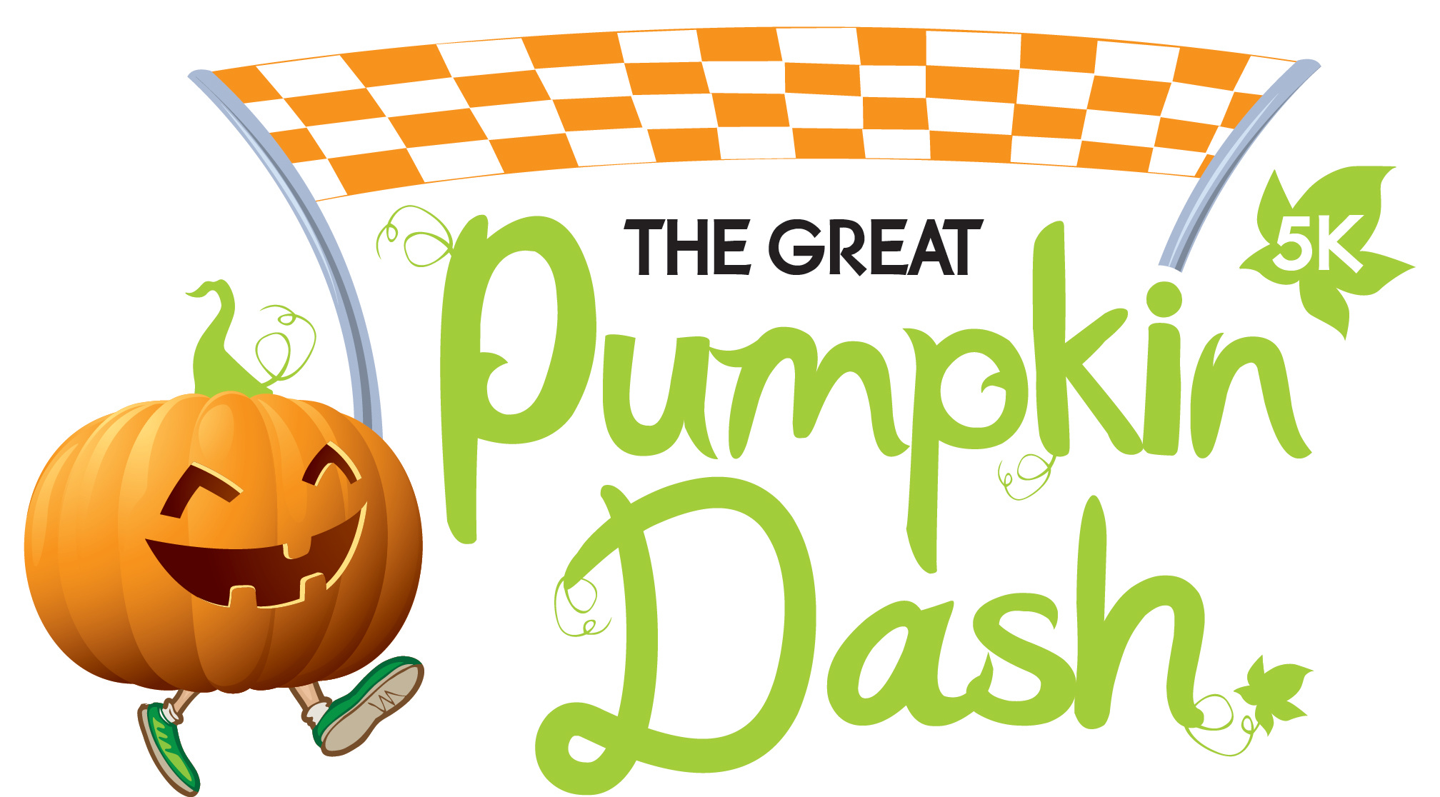 Great Pumpkin Dash Logo
