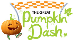 Great Pumpkin Dash Logo