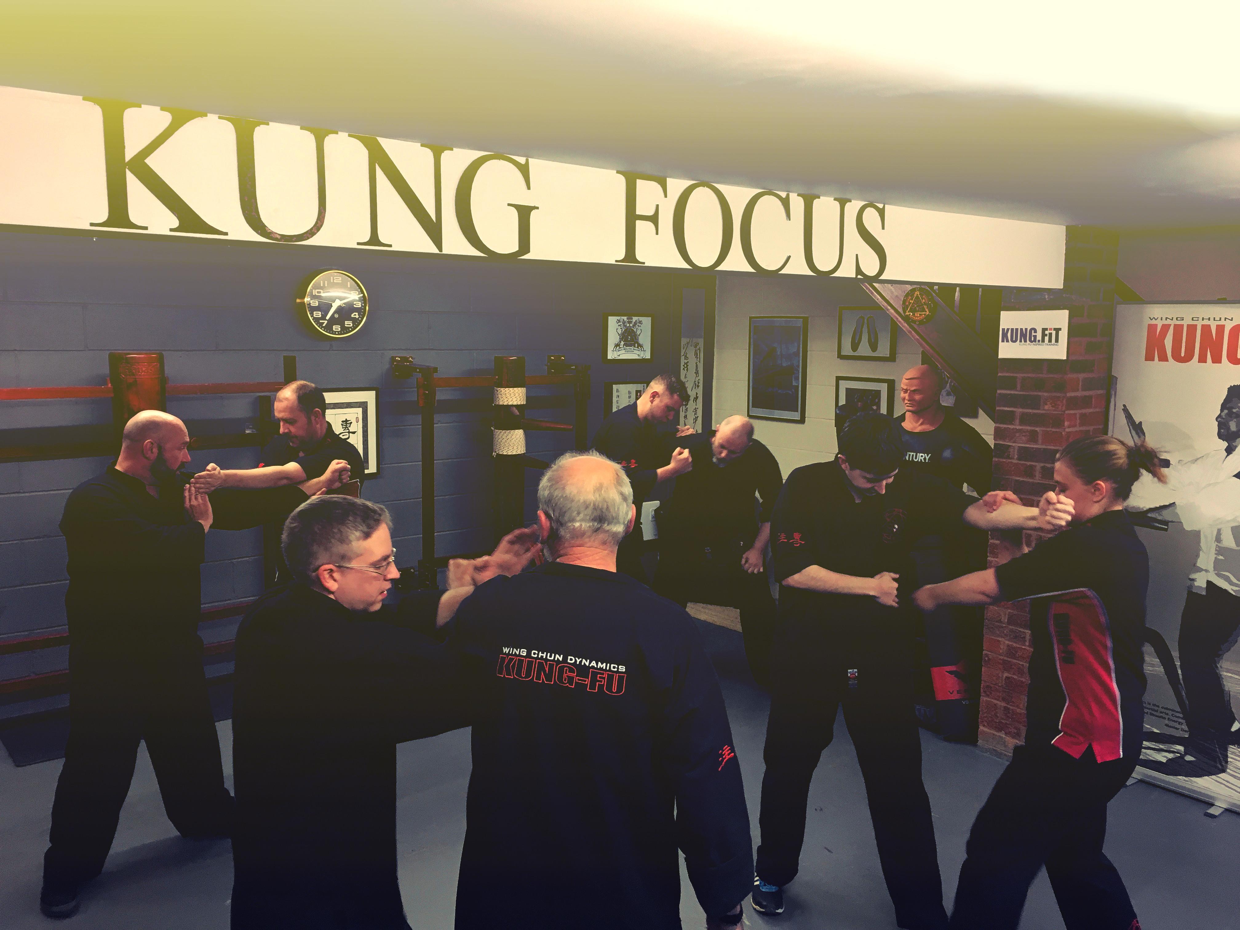Wing Chun Dynamics Class