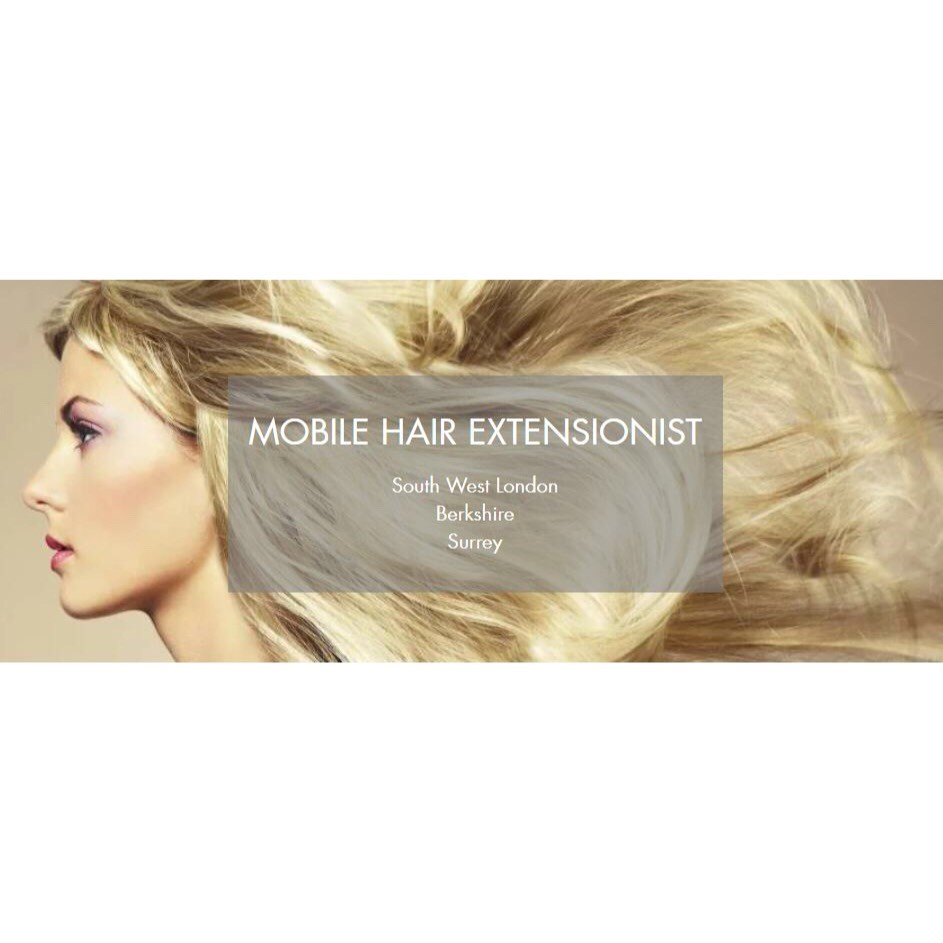 Mobile Hair Extensions Greater London Mobile Hair Extensionist