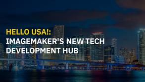 Hello USA!: Imagemaker's new tech development hub