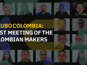 Quiubo Colombia !: Successful first meeting with the Makers in Colombia