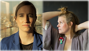 Two exceptional Sirens from Brussels share the stage for a magical trip through their misty and yet refreshing minds. Relatable, pure and authentic. Not to miss...