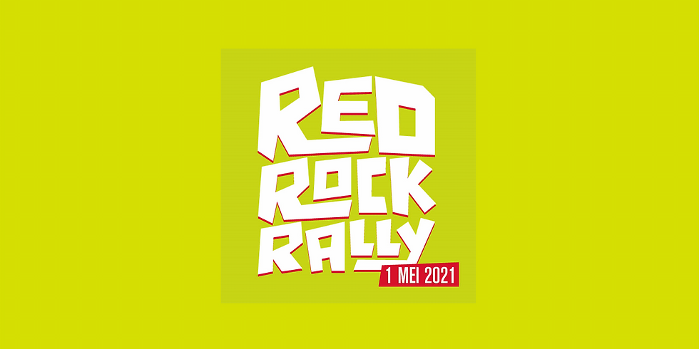 Red Rock Rally 2021 (27e editie)
