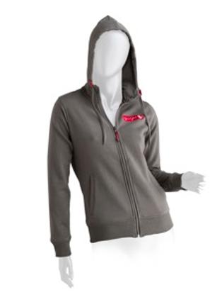 Equipe Hooded sweatshirt (Womens X-Small)