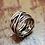Thumbnail: Ασημένιο δαχτυλίδι unisex  D32