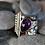 Thumbnail: Ασημένιο statement δαχτυλίδι-πέτρα αμέθυστος D86