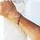 Thumbnail: Ανδρικό βραχιόλι από χαλκό  AB22