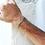 Thumbnail: Ασημένιο ανδρικό βραχιόλΙ  AB16