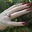 Thumbnail: Ασημένιο δαχτυλίδι -μπάλα   D79
